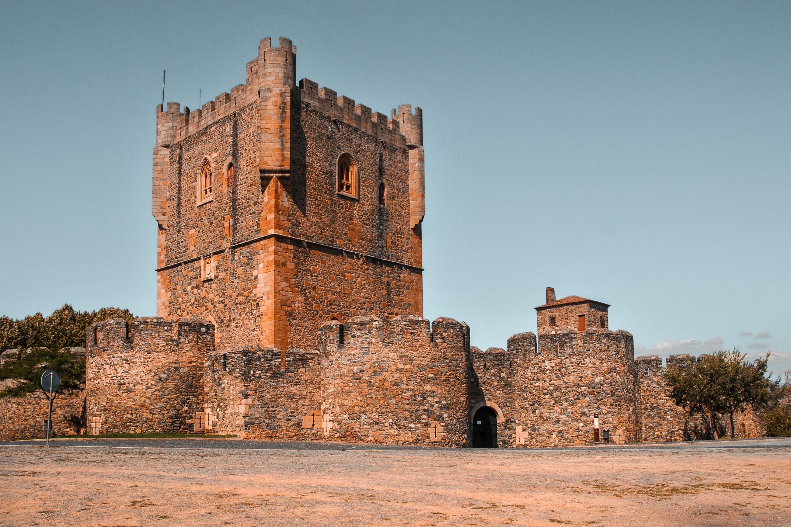 Bragança's Castle